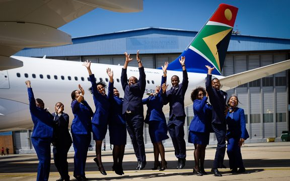 South African Airways – Fly with Africa's Best Airline