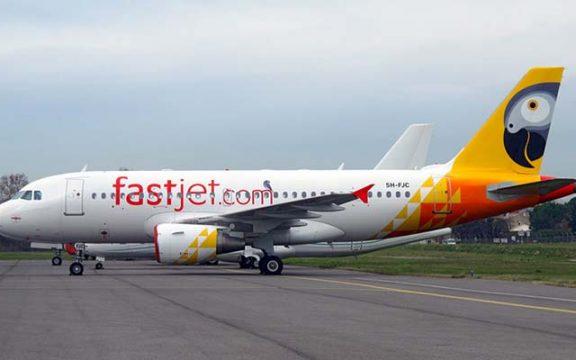Fastjet Zimbabwe
